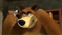 43 Медведь 3