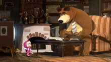 11 Маша и Медведь