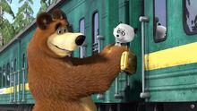 15 Медведь и Панда