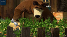 12 Медведь и Зайка