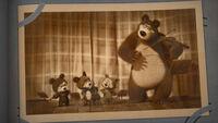68 Медведи в детстве