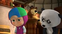49 Медведь, Маша и Панда 2