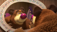 64 Медведь