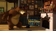 05 Медведь и заяц