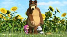 15 Маша Медведь и Панда 2