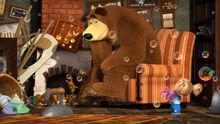 60 Маша Медведь и Машуко