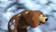 04 Медведь