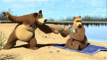 07 Медведь и Медведица