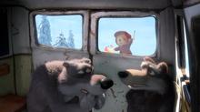 27 Волки и Маша