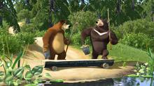 33 Медведь и Гималайский Медведь