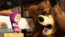 22 Маша и Медведь 4