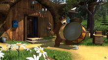09 Медведь и Заяц