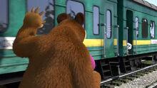15 Маша Панда и Медведь 5