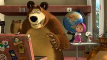 37 Маша и Медведь