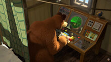 32 Медведь