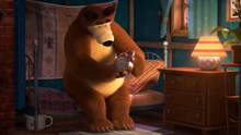 62 Медведь