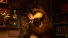 01 Медведь и Маша 3