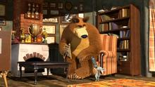 53 Медведь и Зайка