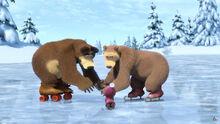 10 Маша Медведь и Медведица 3