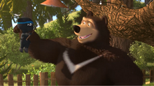 51 Гималайский медведь и Панда