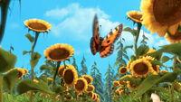 01 Бабочка