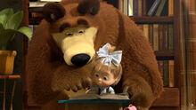 11 Маша и Медведь 6