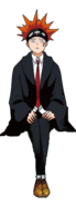 Daut Barret Full Body Manga Colored