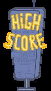 Highscore machine