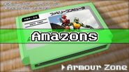 Armour Zone 仮面ライダーアマゾンズ 8bit