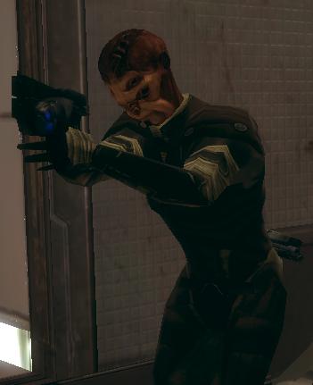 Batarian Shock Trooper