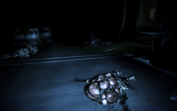 ME3 is suddenly a horror game
