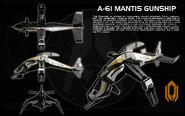 A-61 Mantis 3