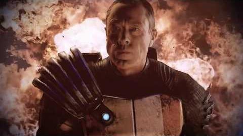 Mass Effect 2 - United yet divided (На русском Живые)