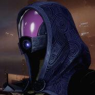 Tali w Mass Effect 2