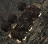 The Mako sometimes wonders where Shepard learned to drive