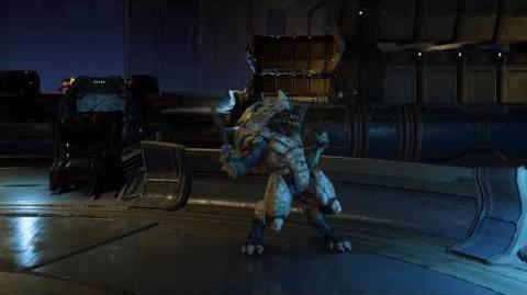 "MASS EFFECT™ ANDROMEDA – APEX Mission Brief 02 ""Something's Gone Berserk"""
