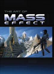 Front cover of The Art of Mass Effect