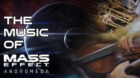 Scoring a New Galaxy The Music of Mass Effect Andromeda