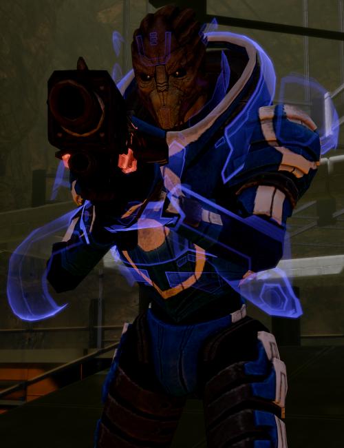 Blue Suns-Commander