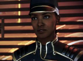 Maya Brooks DLC Citadel