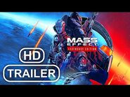 MASS EFFECT LEGENDARY EDITION Trailer (2021) PS5-Xbox Series X HD