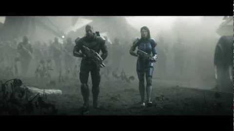"""Mass Effect 3 – zwiastun filmowy """"Nie poddamy Ziemi"""""""