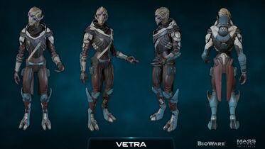 Vetra char kit 2