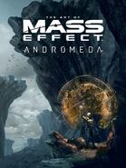 The Art of Mass Effect Andromeda portada