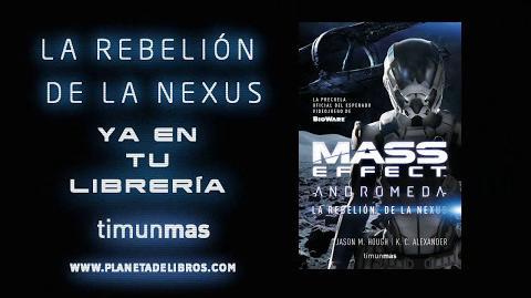 """Mass Effect. Andromeda"", de Jason M. Hough y K.C"