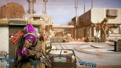 Mass Effect™ Andromeda Tryb multi Wideo z rozgrywką - część 4