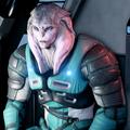 Commander Heckt charshot