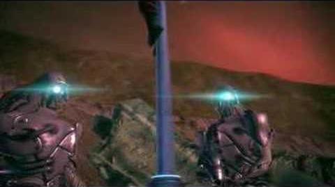 Mass Effect PC Launch Trailer
