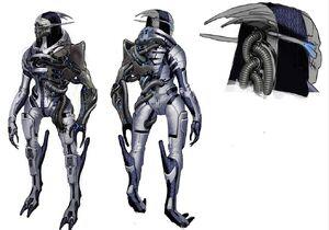 Saren concept 1