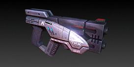 A Predator heavy pistol